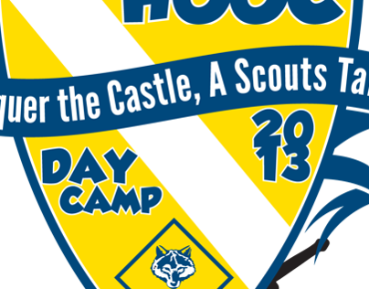 Heart of Ohio Council, BSA. Cub Scout Camp Logo