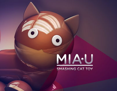 The Mia-U Cat I Toy Design Project