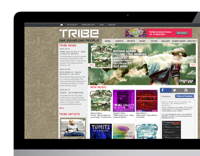 Tribe Records UK