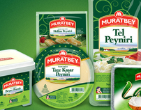 Muratbey, Logo & Package Design