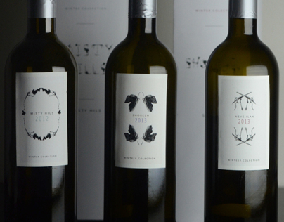 Winter collection | Tzora Vineyards