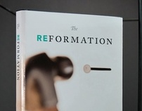 The Reformation book jacket project