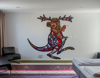 Hotel Xpress; Kangamoose
