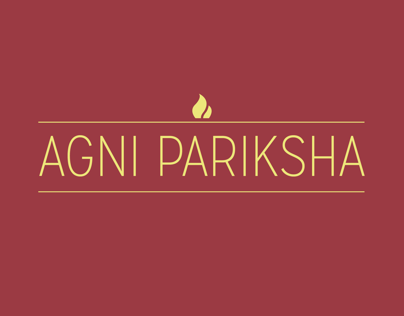 Agni Pariksha(Short Animation FIlm)