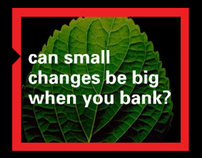 HSBC - Theres No Small Change