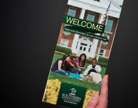 Visitor's Guide — map for Southern Adventist University