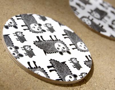 Coasters Fårhund