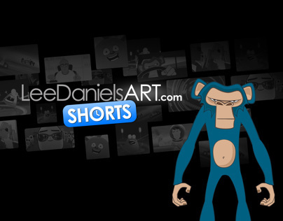 LeeDanielsART - Animation Showreel 2013