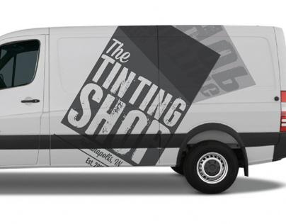 branding |  the tinting shop