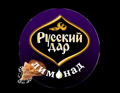 Лимонад Русский дар