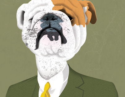 Pete Coburn - Dogs in Suits