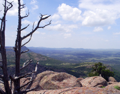 Mount Scott, Wichita Mountains NWR, Oklahoma