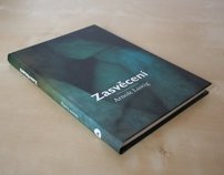 Zasvěcení (Sanctification) - book redesign