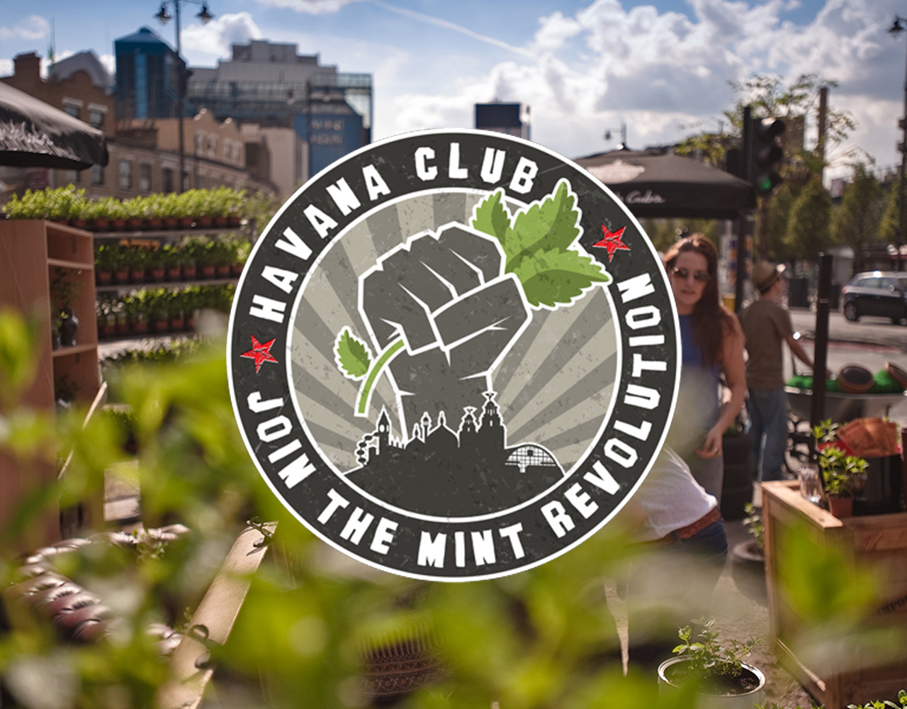 Havana Club Mint Revolution