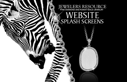 Jewelers Resource Splash Screens