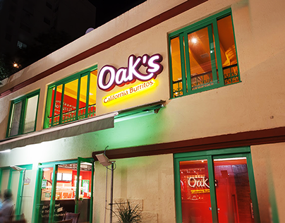 Oaks California Burritos