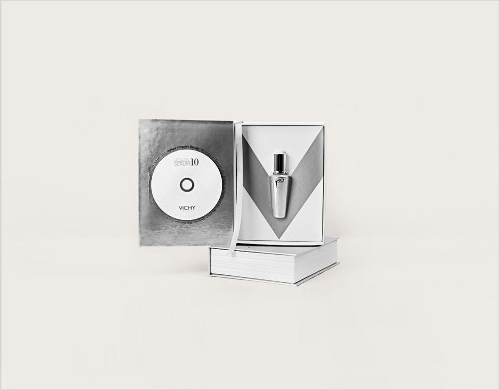 Vichy Press Kit / Packaging