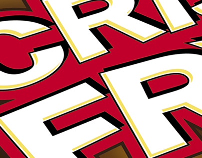 Packaging: Crispy Fryz logo & package