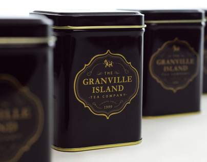 The Granville Island Tea Co.