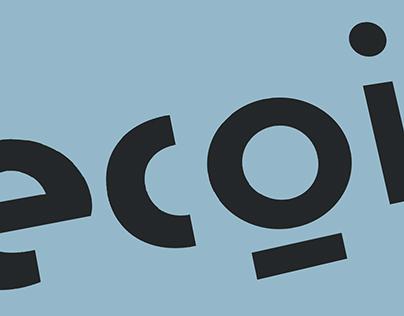 Decois - font design