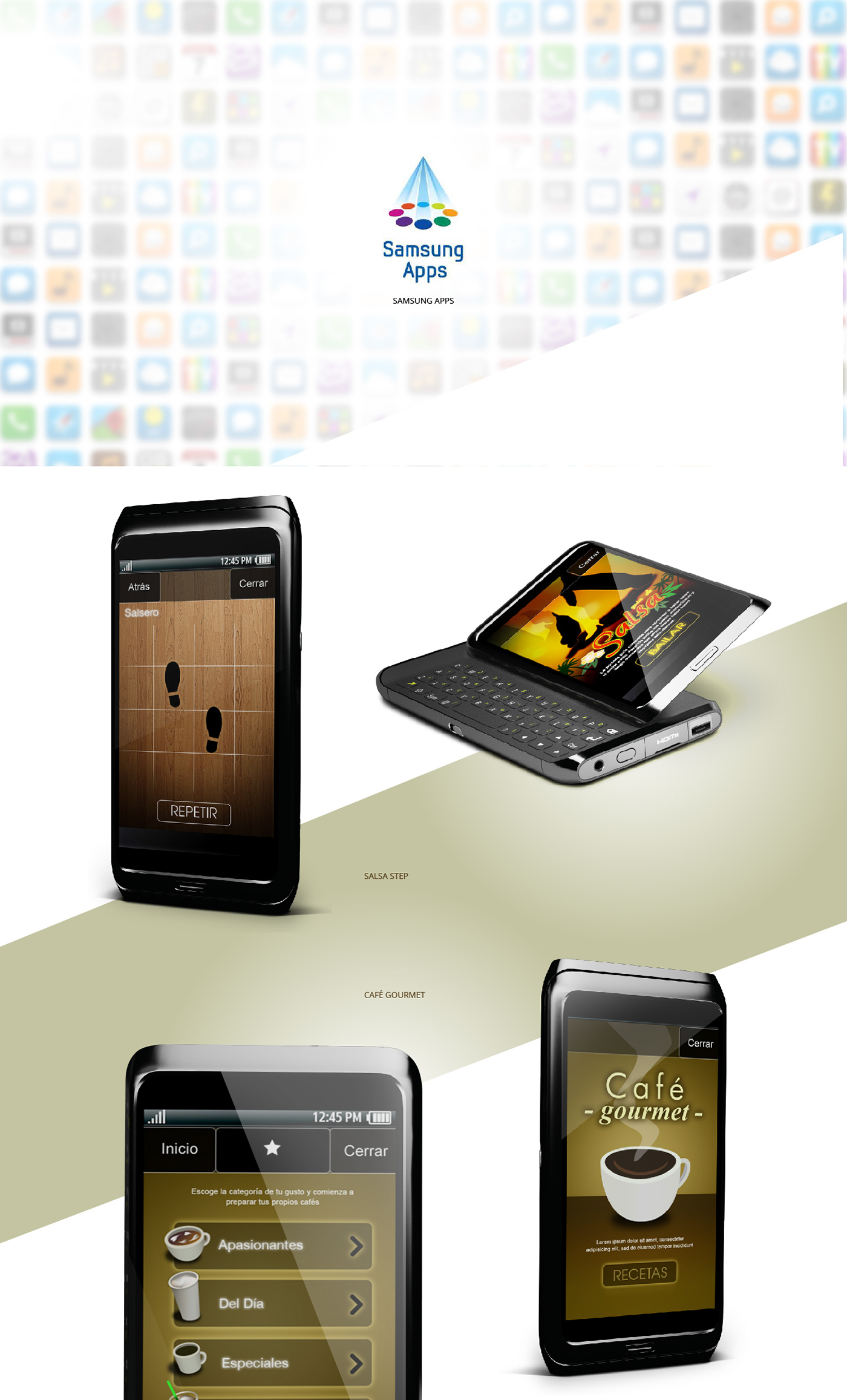 Samsung java Apps