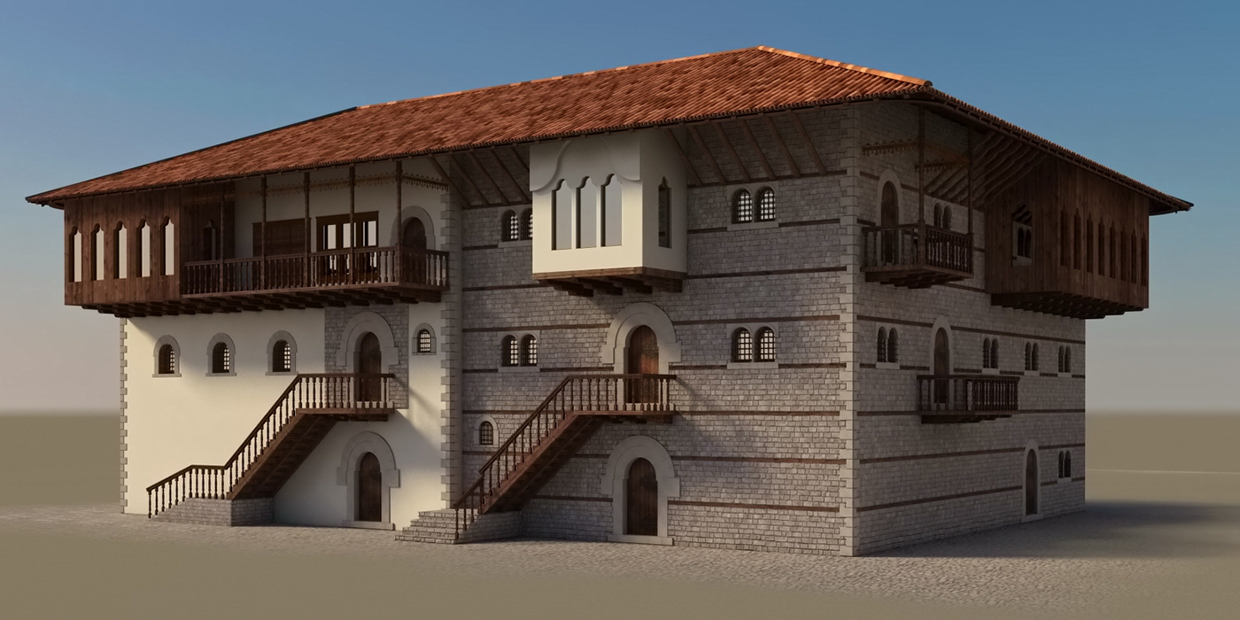 Ottoman and vernacular architecture in Albania