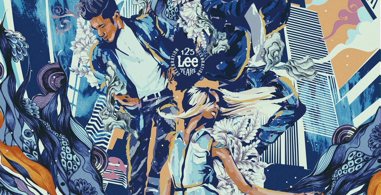 Lee Jeans Ph: 125 Years