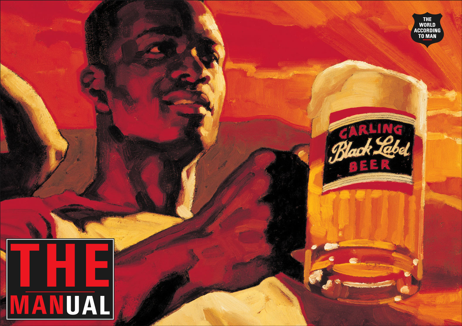 Carling Black Label MANual