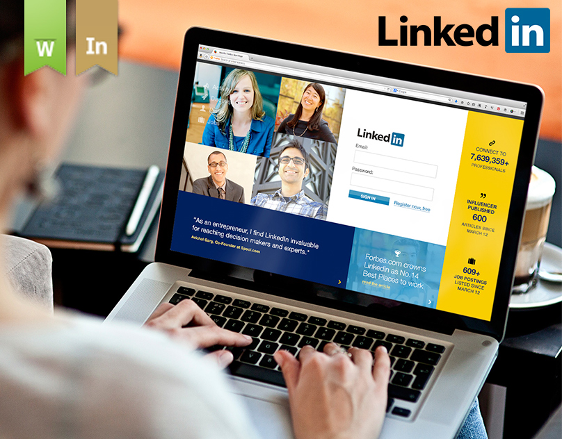 Rethinking a new Linkedin.com