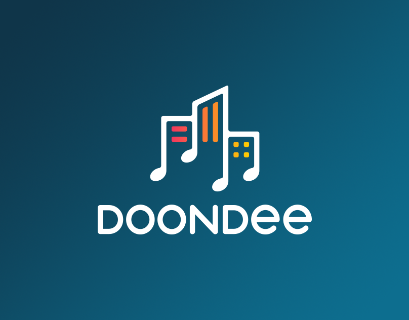 DOONDEE · Identity and app design