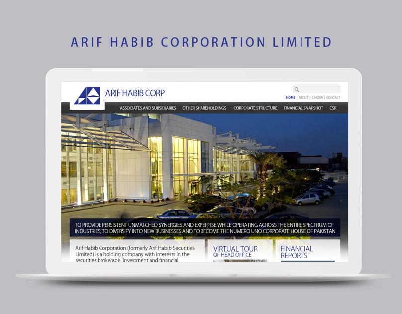 Arif Habib Corp