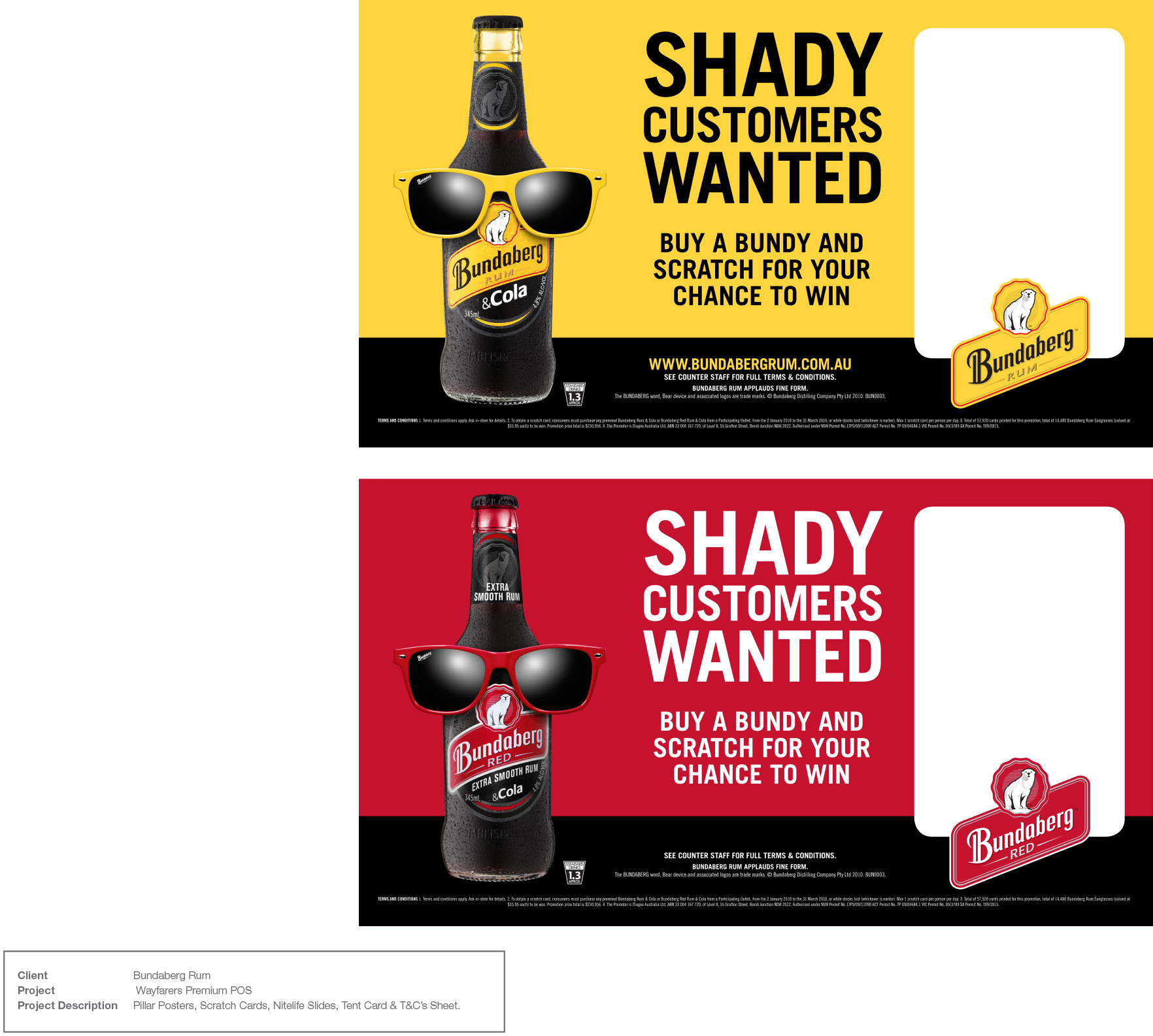 Bundaberg Rum Promotion