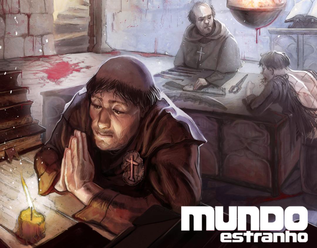 Mundo Estranho #145 - Tomás De Torquemada