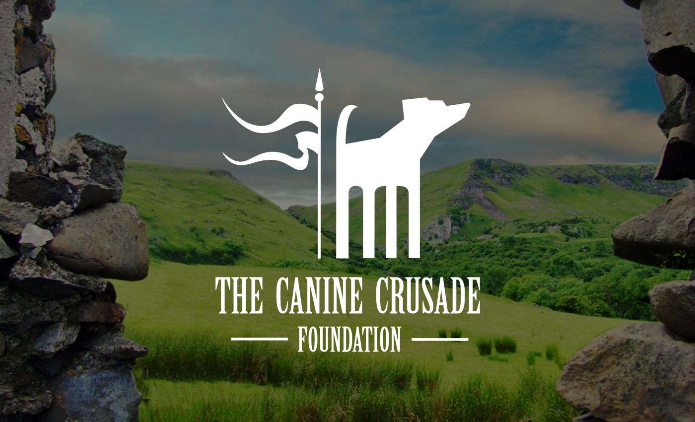 The Canine Crusade Foundation Logo
