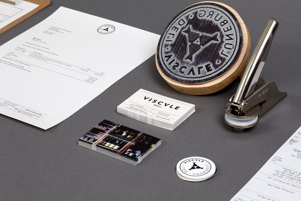 Viscvle Deli Branding and Packaging