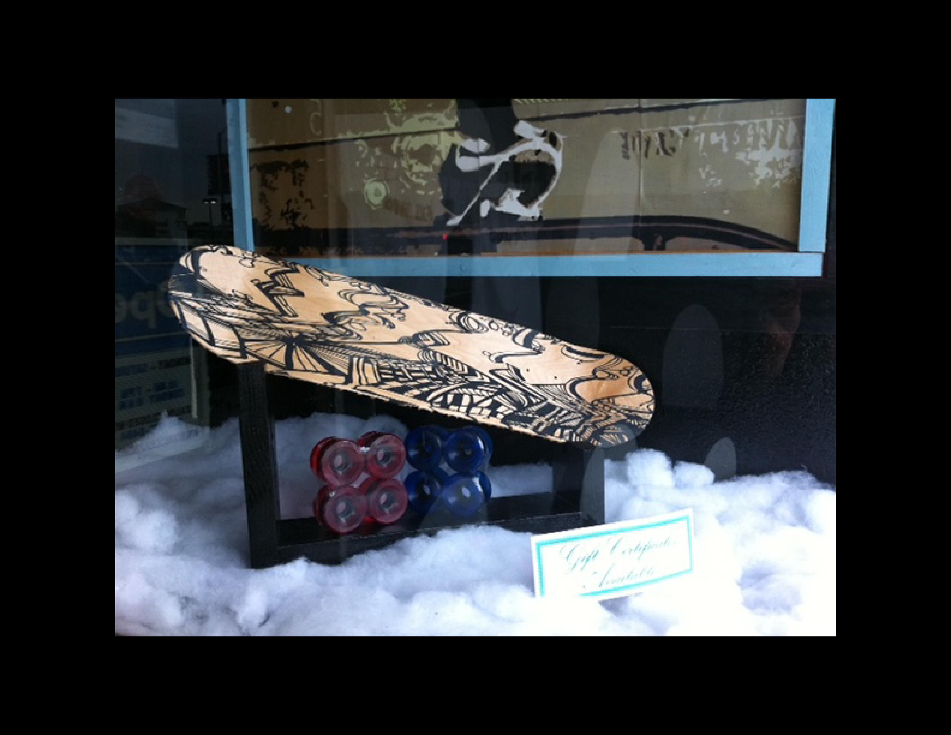 Sling Skate Deck