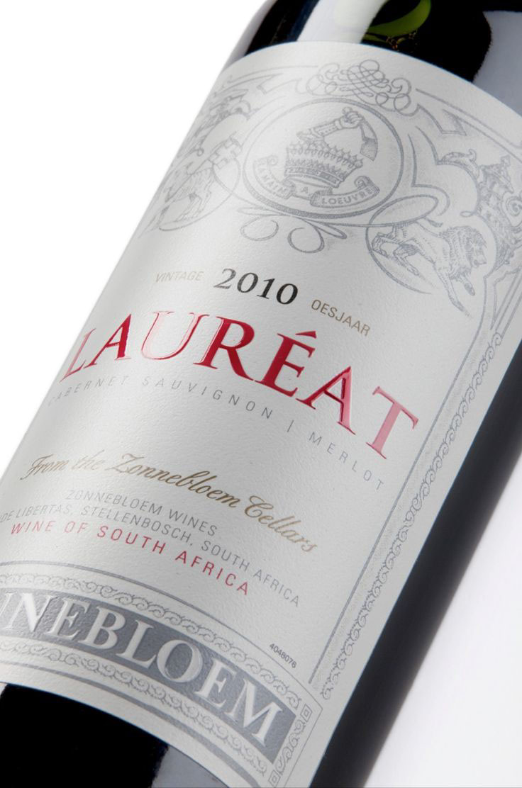 LAUREAT WINE LABEL PACKAGING