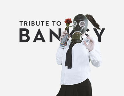 Tribute to Banksy