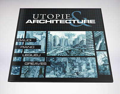 Utopie & Architecture Book Cover