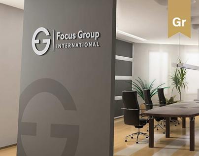 Logo // Focus Group // Financial Services