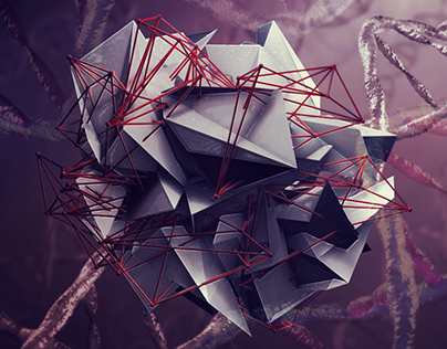 Abstract Renders