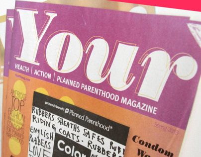 Your Planned Parenthood Magazine