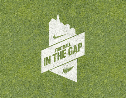 Nike Football in the Gap