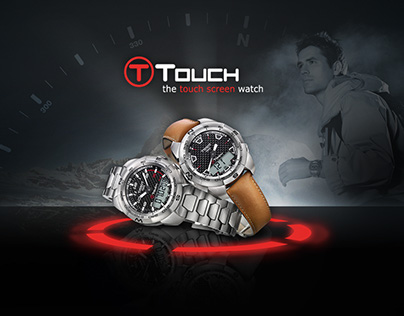Tissot T-Touch Website