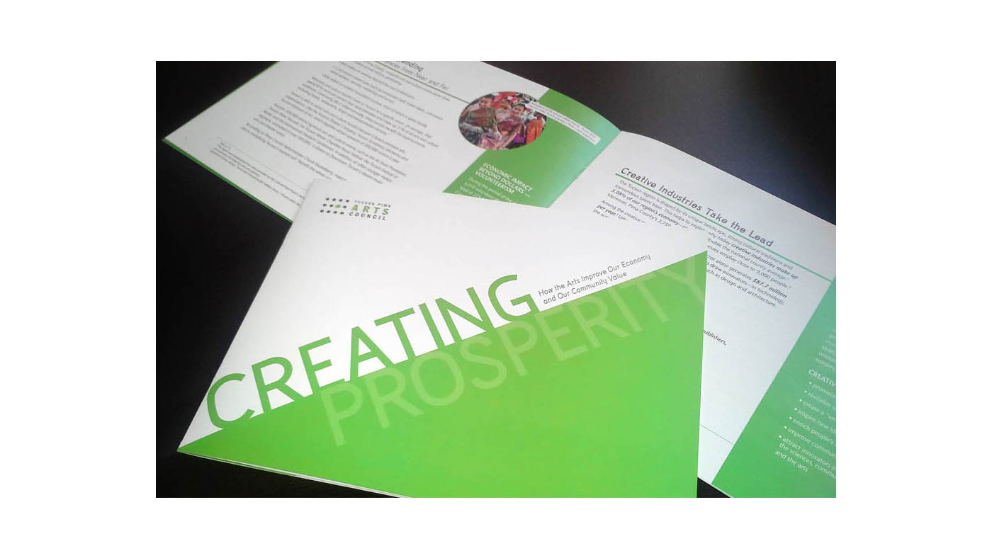 Creating Prosperity Report