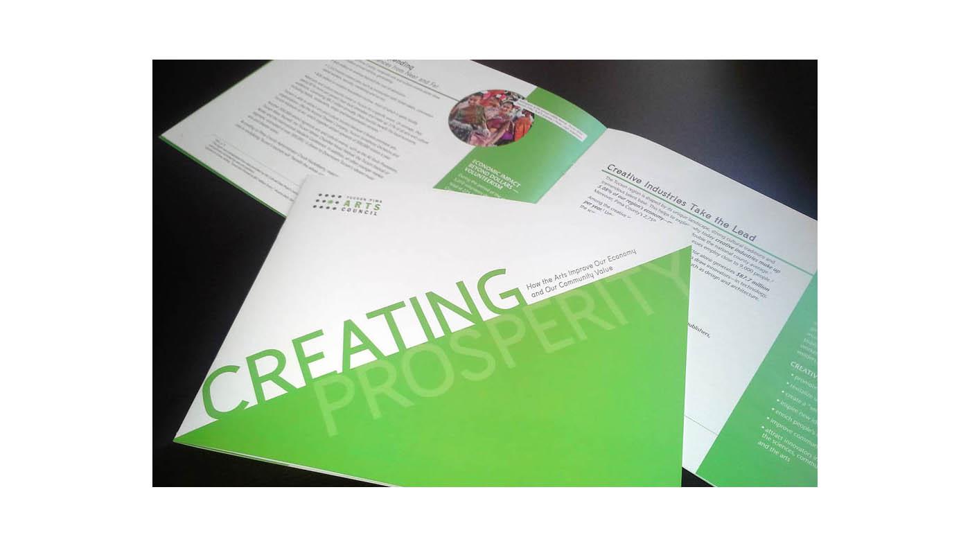 Creating Prosperity Report