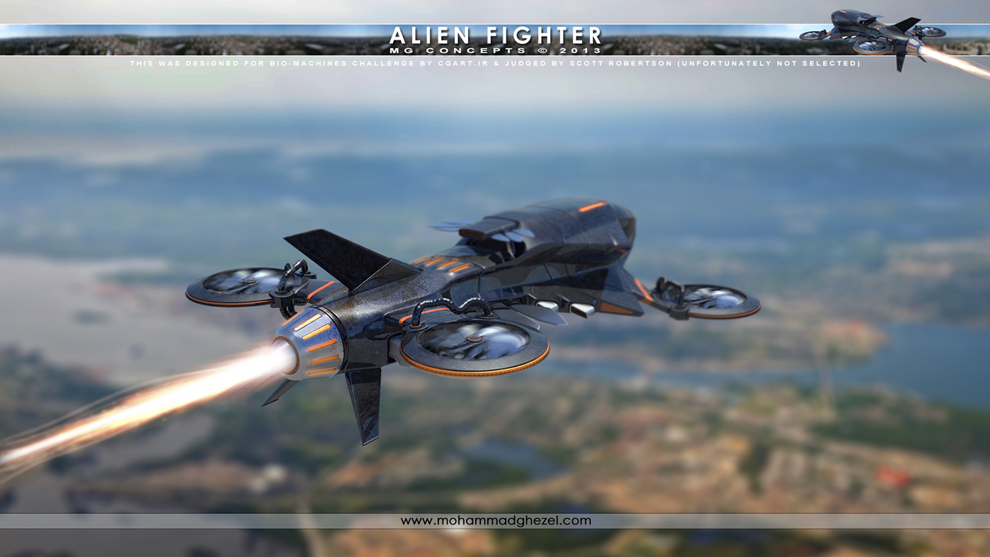 Alien Fighter