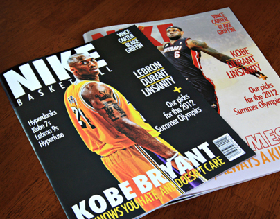 NIKE BASKETBALL : The Magazine