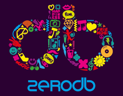 ZeroDB Logo Project