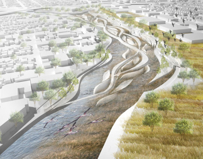 The Los Angeles Riverscape : an Urban Estuary